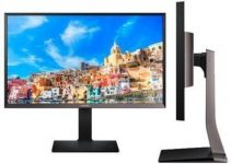 What is Monitor Contrast Ratio?